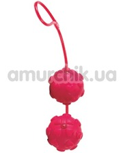 SevenCreations Вагинальные шарики Duo Balls, красные