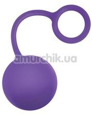 NS Novelties Вагинальный шарик Inya Cherry Bomb, фиолетовый