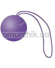 JOYDIVISION Вагинальный шарик Joyballs Single, фиолетовый
