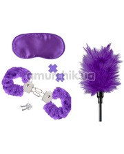 Pipedream Products Бондажный набор Fetish Fantasy Purple Pleasure Kit