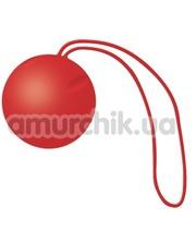 JOYDIVISION Вагинальный шарик Joyballs Single, красный