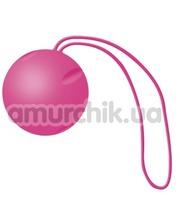 JOYDIVISION Вагинальный шарик Joyballs Single, розовый