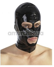 Orion Латексная маска Latex Kopfmaske, черная