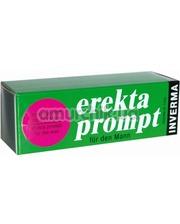 Inverma Стимулирующий крем Erekta Prompt для мужчин