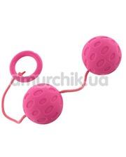 Dream Toys Вагинальные шарики Good Vibes Roto Balls, розовые