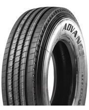 Advance Всесезонная шина GL282A (рулевая) 315/70 R22.5 154/150L PR18