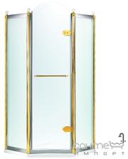 Volle Grand Tenerife Combi 10-22-166 G/S профиль серебро/золото, матовое стекло