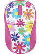 Trust Primo Wireless Mouse Pink Flowers (21481)