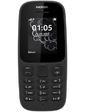 Nokia 105 2017 Black (A00010803)