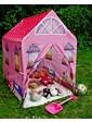 """Большая детская палатка IPLAY """"Сад принцесс"""""""