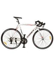 Шоссейный велосипед 28 дюймов Profi G56CITY A700C-2, бело-розовый