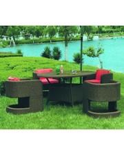 Набор мебели Ranger Красные тюльпаны, 5 элементов