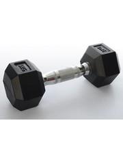 Гантель MS 0115 металл/пластик, 3 кг, 26-10 см