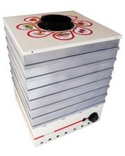 Электросушилка металлическая для фруктов и овощей Profit M (Профит М) ЕСП-1 820 Вт, 35л