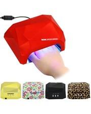УФ-лампа LED+CCFL 36W (разные цвета)