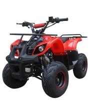 Квадроцикл HB-EATV 1000D-3, красно-чёрный