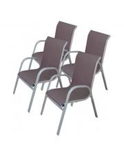 Набор садовых стульев Ranger Ангкор, 4 элемента