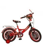 Велосипед Profi F1 детский 16 дюймов CS161, красно-черный