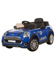Детский электромобиль M 3182 EBR-4 Mini Cooper, синий