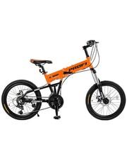 Велосипед Profi G20RIDE-B A20.3, 20 дюймов, оранжевый