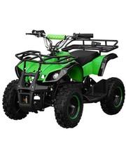 Квадроцикл электромобиль Profi HB-EATV 800N-5, три аккумулятора, зеленый