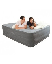 Intex 64418 Comfort-Plush High Rise Airbed