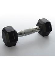 Гантель MS 0114 металл/пластик, 2 кг, 23*9 см