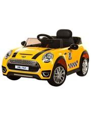 Электромобиль детский M 3182 EBR-6 Mini Cooper, желтый