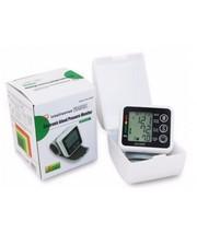 Тонометр электронный на запястье HailiCare JZK-002R индикатор аритмии, память на 2пользователя по 99 измерений