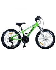 Велосипед Profi 20 дюймов G20A315-L-2B, зелёно-голубой