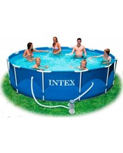 Intex 28218 (366х99 см) (54424) Metal Frame Pool