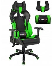 Кресло геймерское Huzaro force 7.2 Италия-Польша black-green