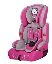 BAMBI Детское автокресло бустер Bambi BAB001-8-2 Hello Kitty
