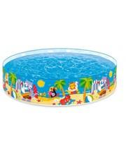 Intex Snapset Pool Пляжные друзья 58457NP 244х46см