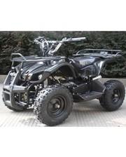 Электрический квадроцикл Profi HB-EATV 800N-2, черный