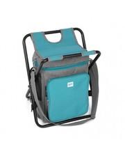 Термосумка-рюкзак походный, складной стул Spokey Mate (Original) набор для пикника