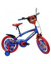 Велосипед 2-х колесный Человек-Паук, 16' дюймов 141617, со звонком