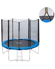 Батут Profi MS 0496 защит. сетка, лестница, диаметр 244 см