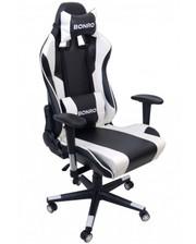 Кресло геймерское Bonro 2011-А White