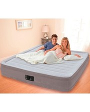 Intex 67768 Comfort Airbed With Built