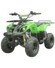 Детский квадроцикл Profi EATV1000D-5, зелёно-чёрный