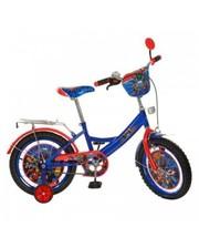 Велосипед детский, 16 дюймов MH162 МГ, сине-красный