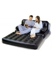 BESTWAY - 75056 Double 5 In 1 Multifunctional Couch 152х188х64 см + внешний электронасос 220V
