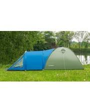 Палатка Presto Soliter 4 сине-зеленая