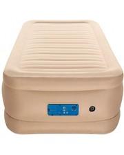 BW Велюр-кровать 69035 Alwayzaire Fortech 191-97-51 см, серый, встроенный насос 220-240V, сумка,ремкоплект, в кор-к