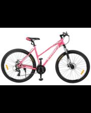 Горный велосипед 27,5 дюймов Profi G275ELEGANCE A275.1, розовый
