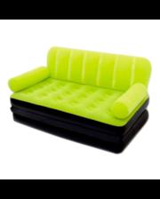 Intex - 67356 с электронасосом, велюр салатовый