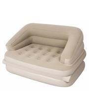 Диван-кровать надувная 5 в 1 Jilong 37239EU со встроенной подушкой, электронасосом