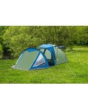 Палатка Presto Soliter 4 сине-серая
