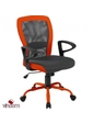 Office4You Leno (27783) Grey/Orange